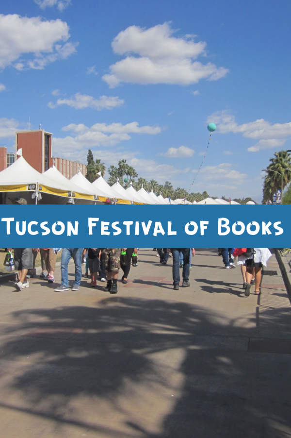 Tucson Festival of Books: Overwhleimg and amazing #festival #books