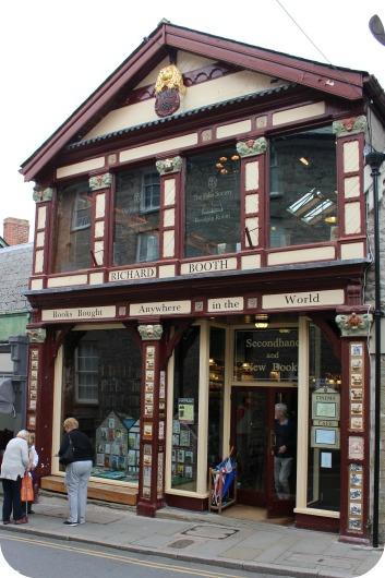Booth's Bookshop, Hay-on-Wye