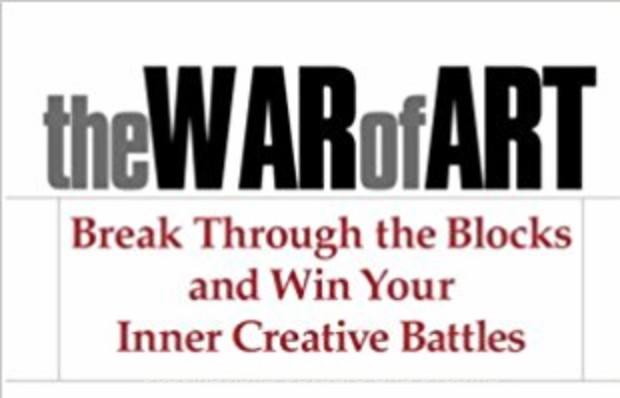 Review: the War of Art