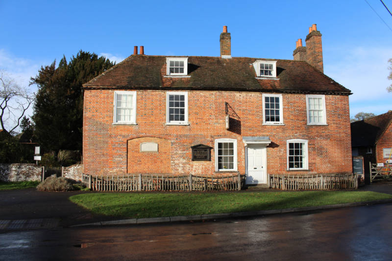 Writing Lessons From Jane Austen's House