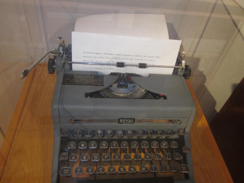 Typewrite - writing words of wisdom