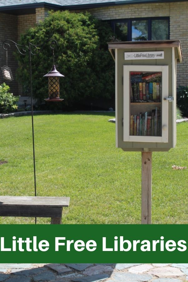 Little Free Libraries. Sharing the love of literature with the community. Take a book, leave a book, borrow a book. #amreading #LittleFreeLibrary #books
