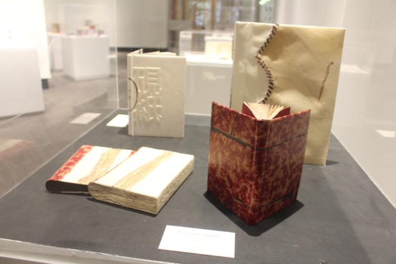 Art of the Book art show of book art and artist books