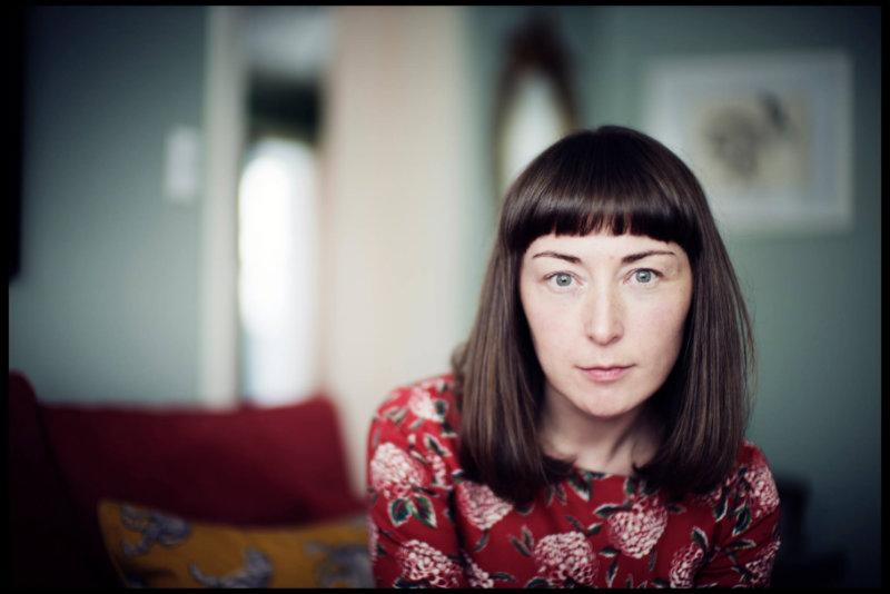 Photograph of Canadian author Megan Gail Coles