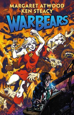 Cover of graphic novel War Bears by Margaret Atwood and Ken Steacy