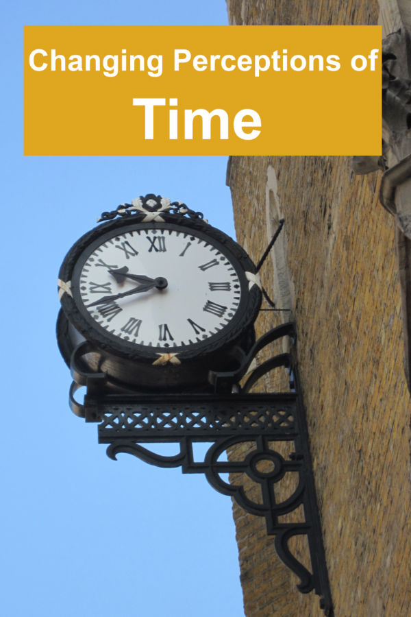 Changing Perception of Time: How a pandemic changed my concept of time #reflection #time